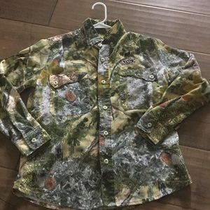 Youth Kings Camouflage shirt